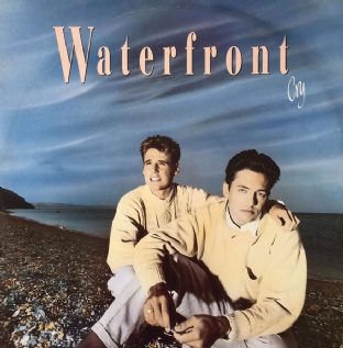 "Waterfront ‎- Cry (12"") (VG-/VG-)"